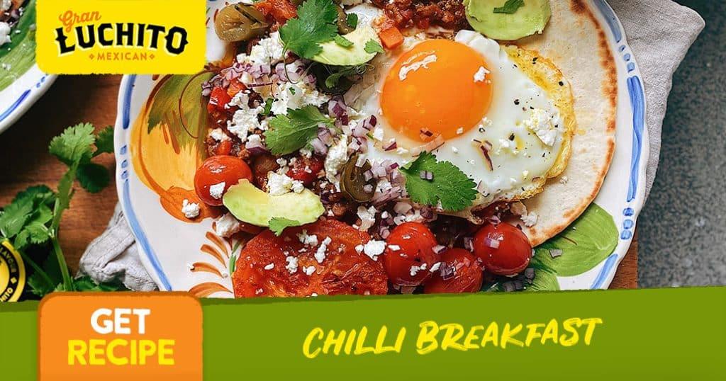 Chilli Con Carne Breakfast