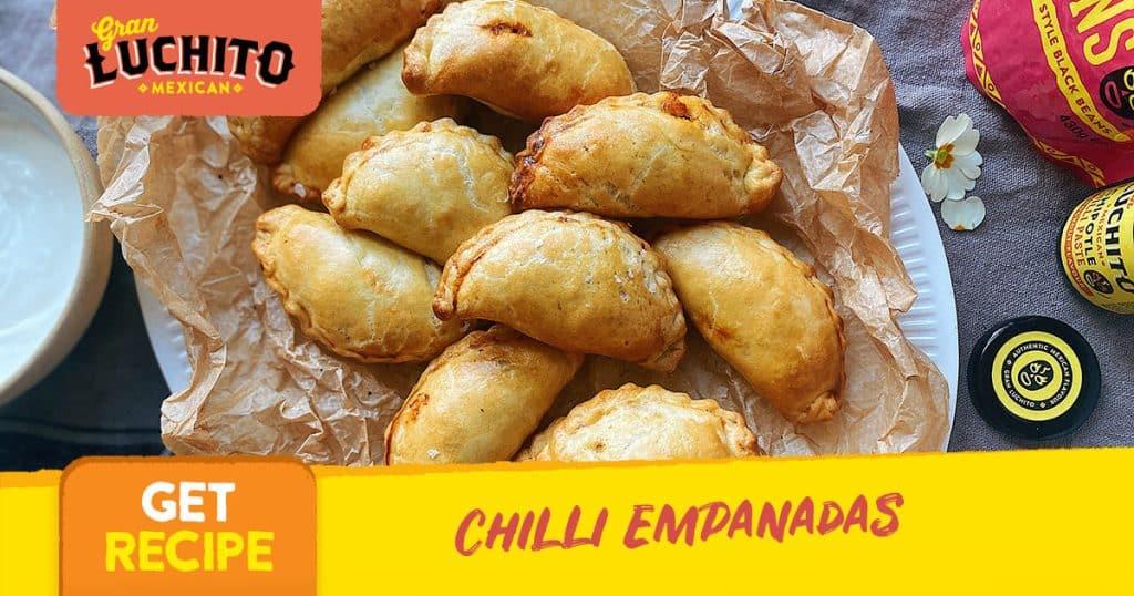 Chilli Con Carne Empanadas