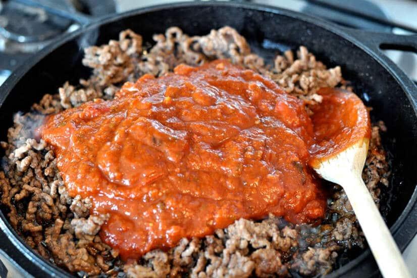 Chipotle Beef Nachos