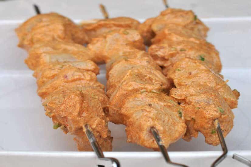 Chipotle Tandoori Chicken
