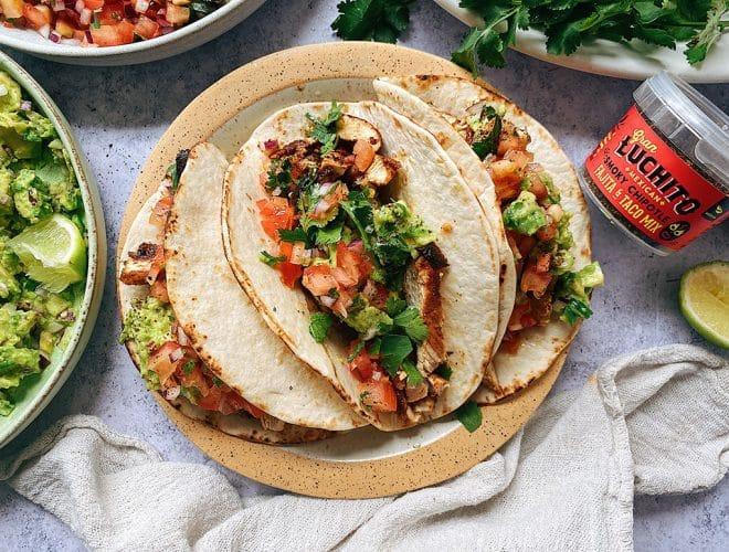 Chicken Tacos, Taco Recipes