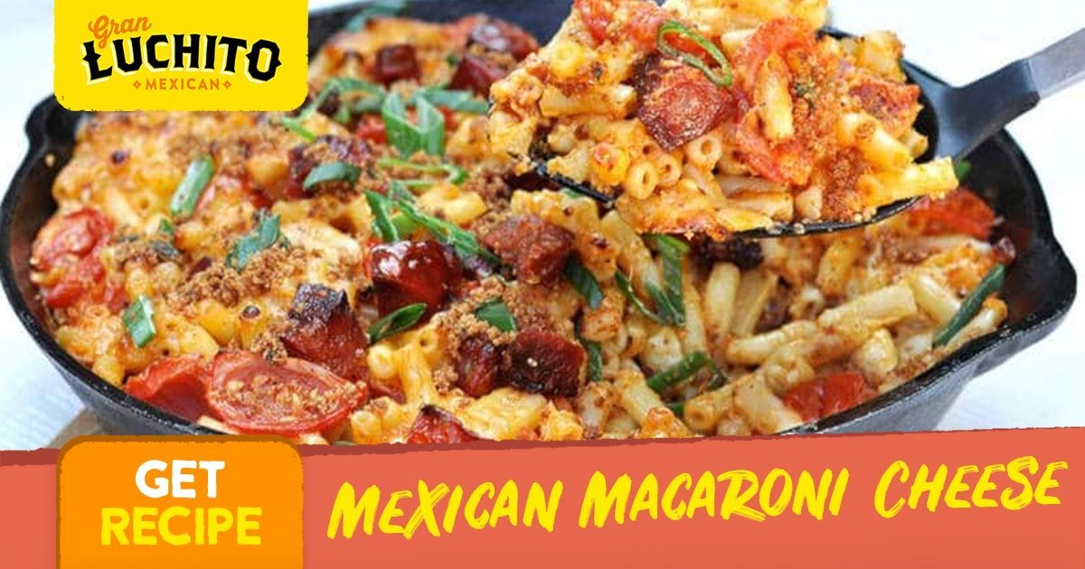 Mexican Macaroni Cheese