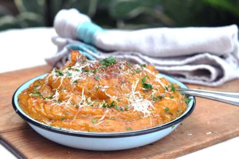Mexican Mashed Potato