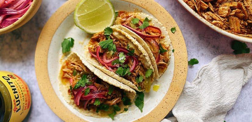 Pork Pibil Tacos