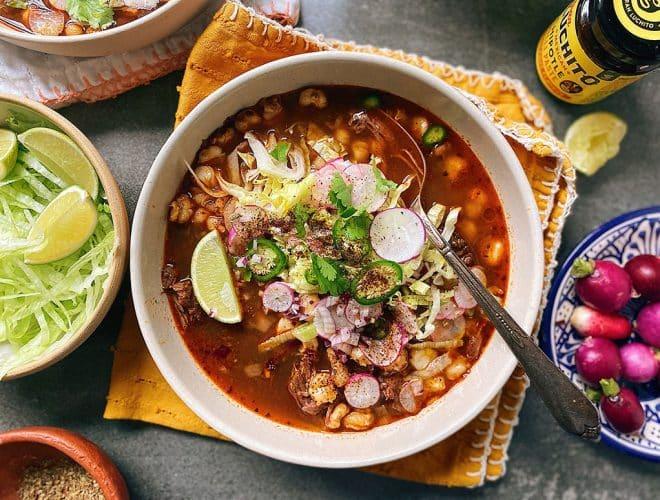Pozole Soup