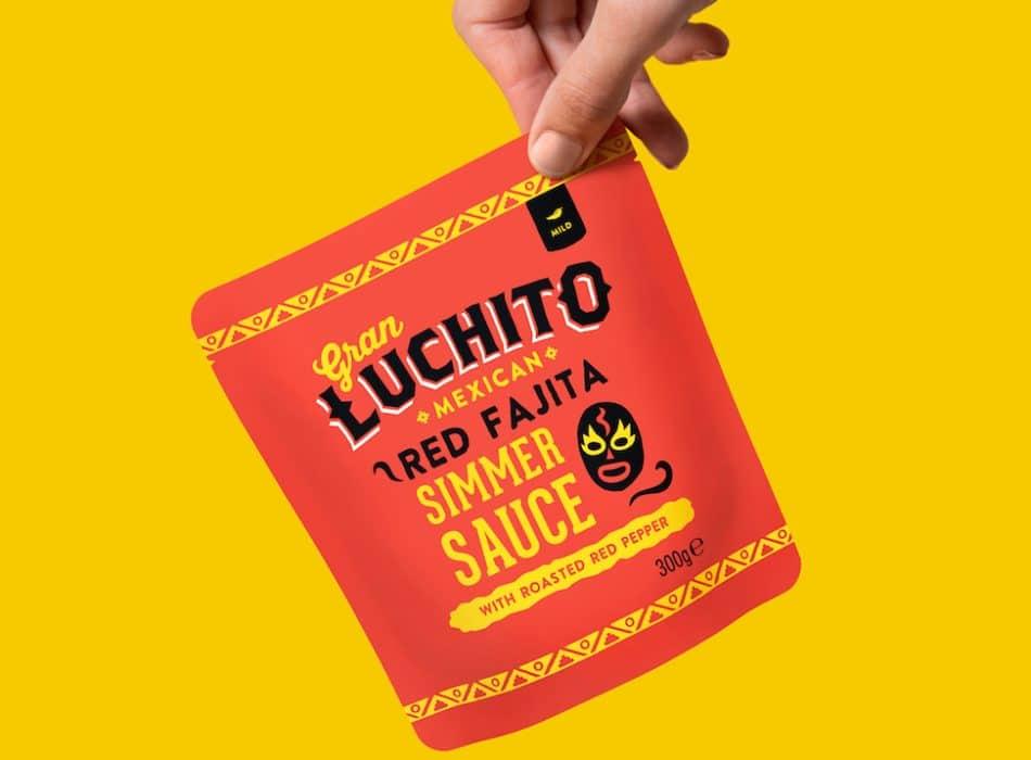 Red Fajita Simmer Sauce Product