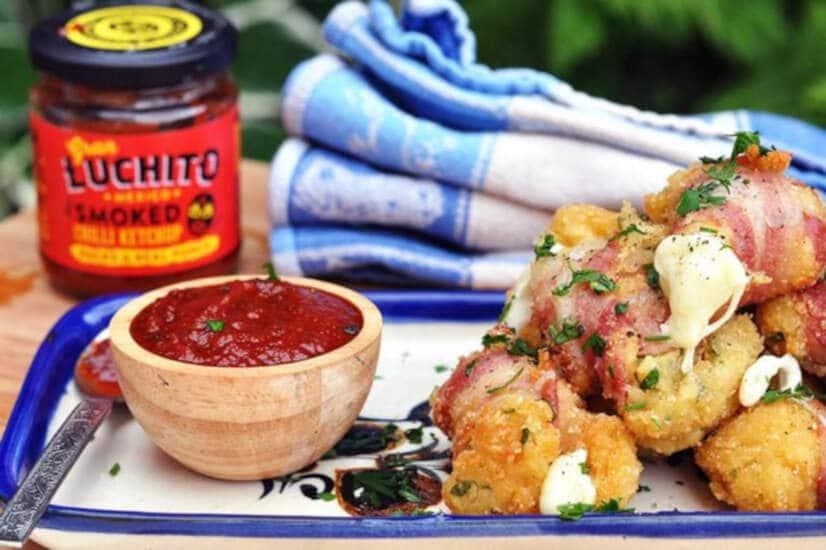 Cheesy Mashed Potato Bacon Bombs