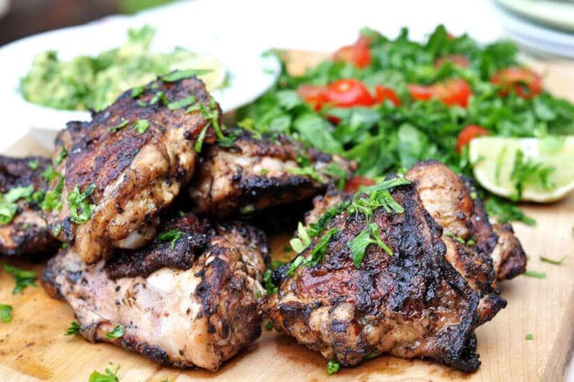 Chipotle Chicken Marinade