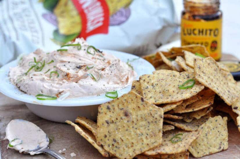 Chipotle Cream Cheese Dip