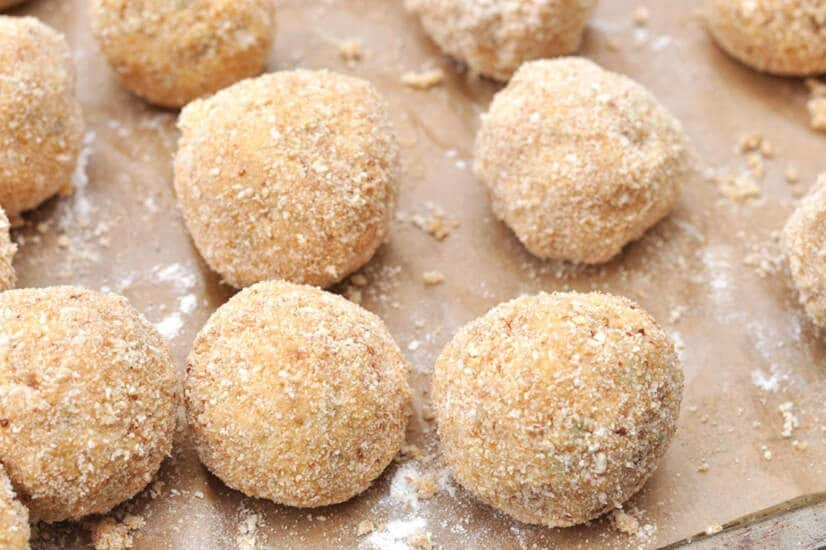 Mexican Croquettes