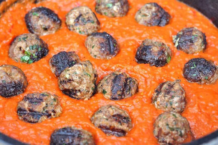 spicy chipotle meatballs recipe online