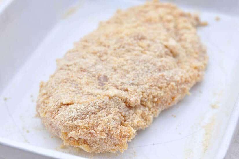 Mexican Breaded Chicken