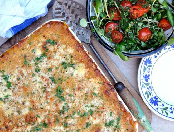 Mexican Fish Pie