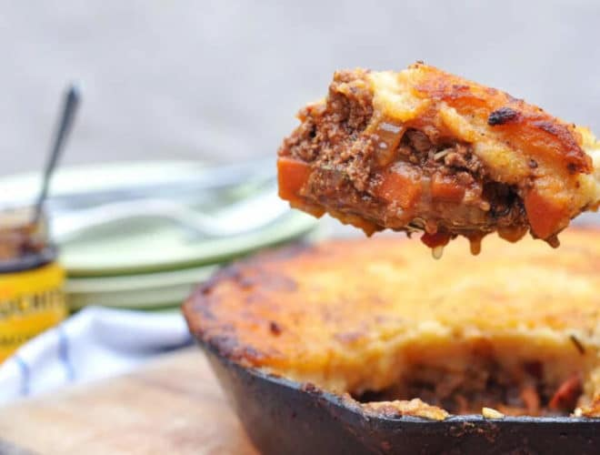 Mexican Shepherds Pie