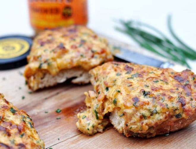 Chipotle Welsh Rarebit