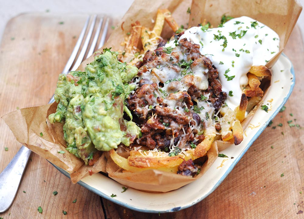 Nine Ways To Eat Chilli Con Carne