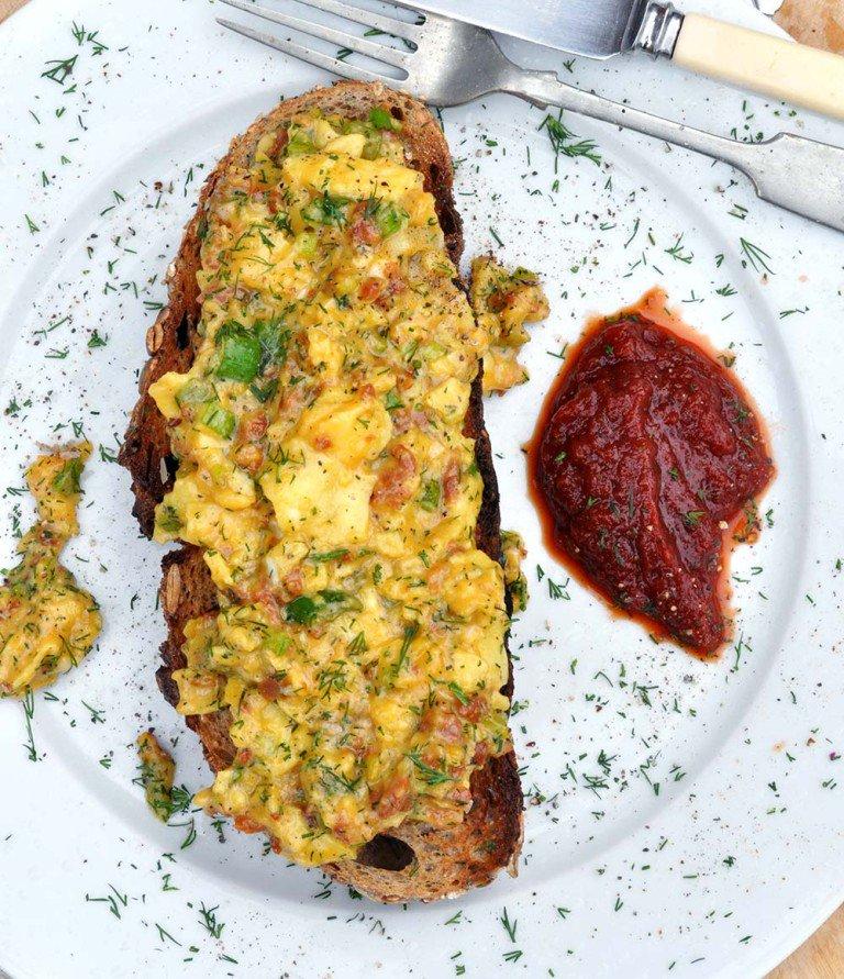 Our Favourite Egg Recipes