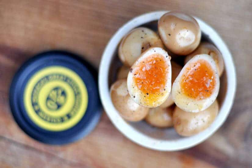 Chipotle Pickled Eggs