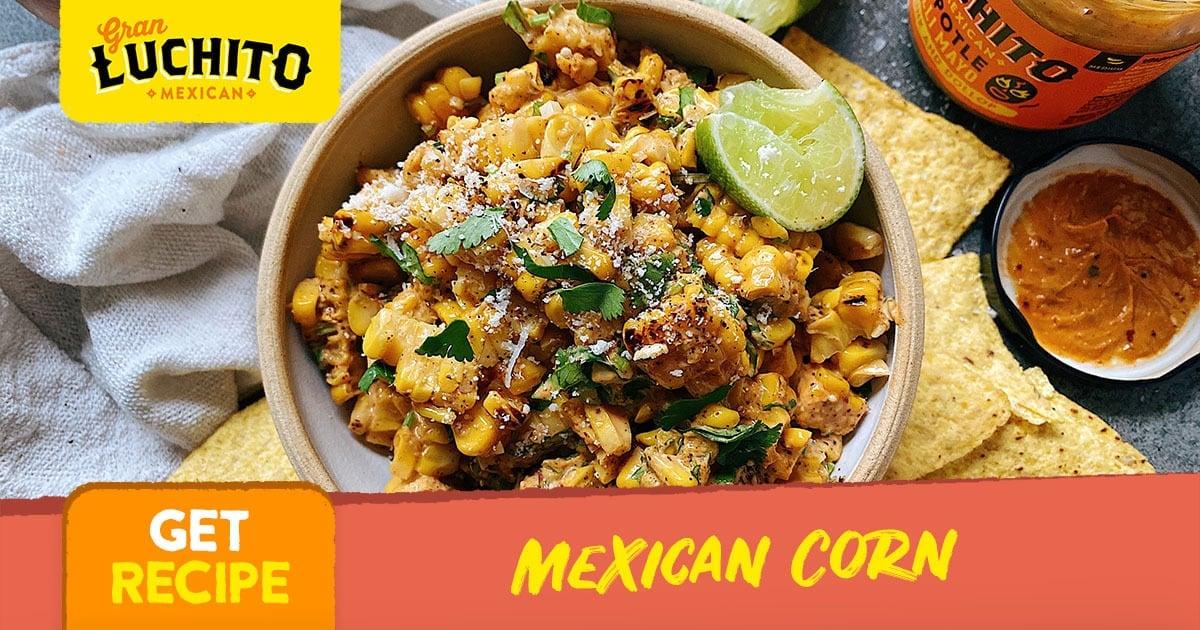 Mexican Corn - How To Make Nachos