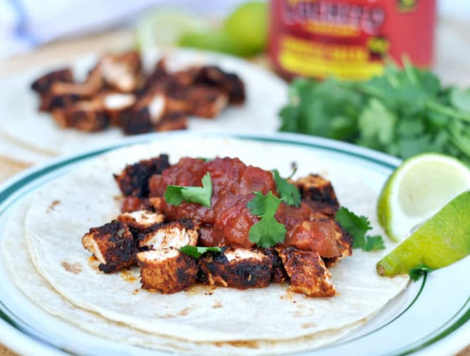 soft taco meal box recipe chipotle chicken tacos