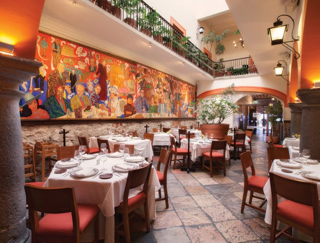 The 10 Best Restaurants In Mexico