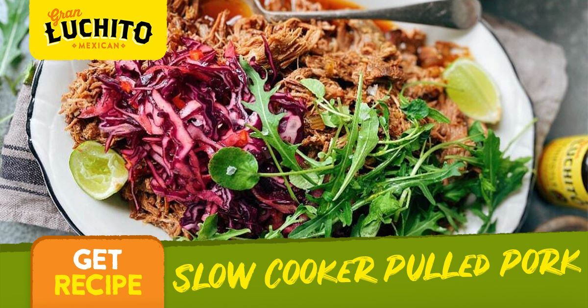 Slow Cooker Pulled Pork - How To Make Nachos