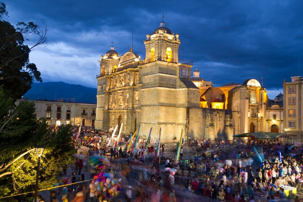 Oaxaca Interesting Facts | Gran Luchito Authentic Mexican