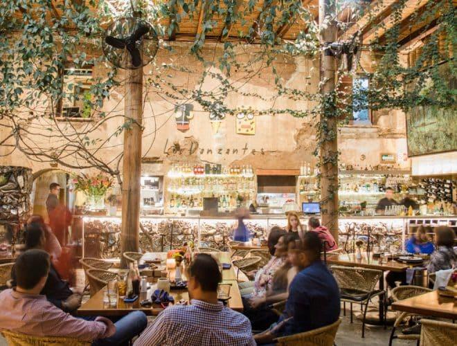 Los Danzantes Oaxaca Restaurant
