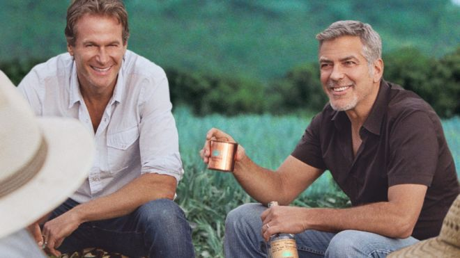 George Clooney Tequila