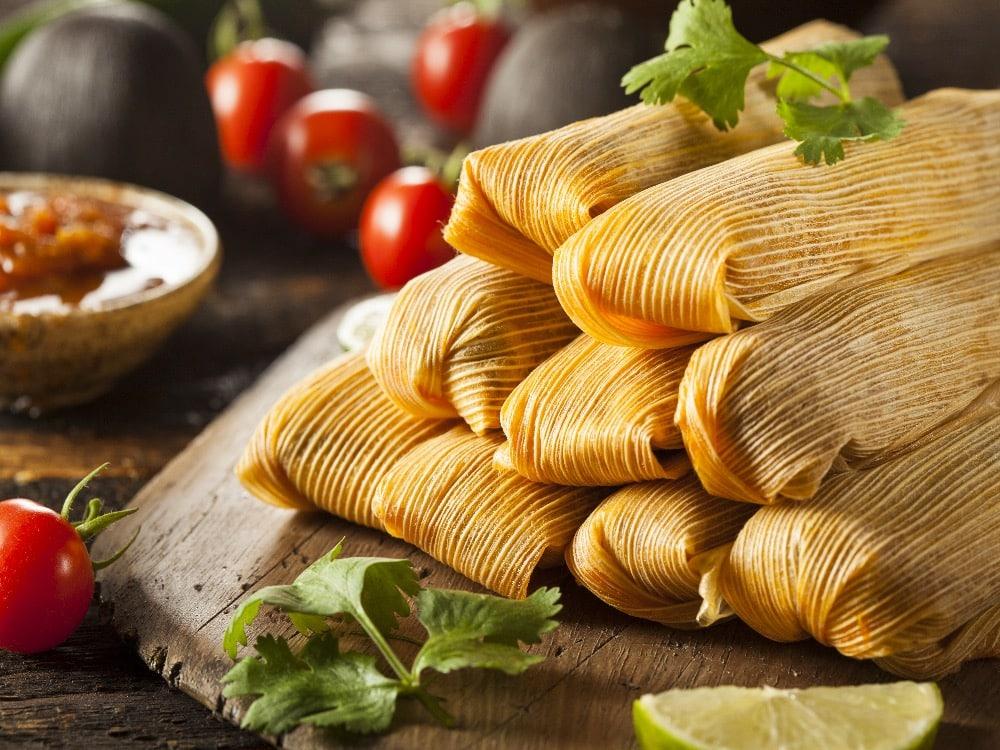 Corn Tamales