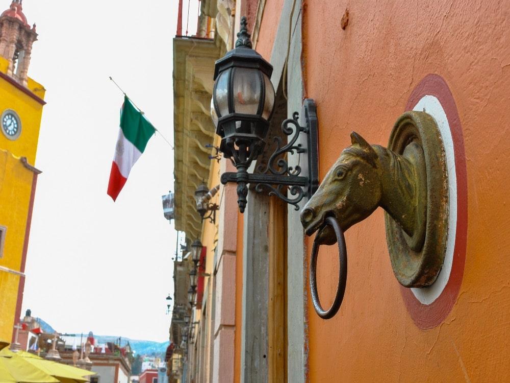 history of San Miguel de Allende