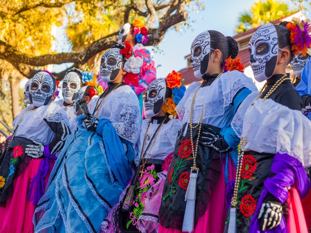 parade Day of the Dead