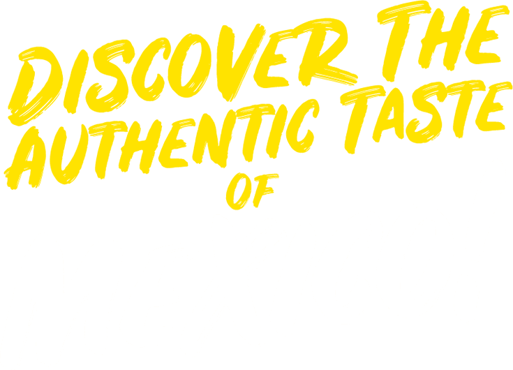 Discover the authentic taste of Mexico..