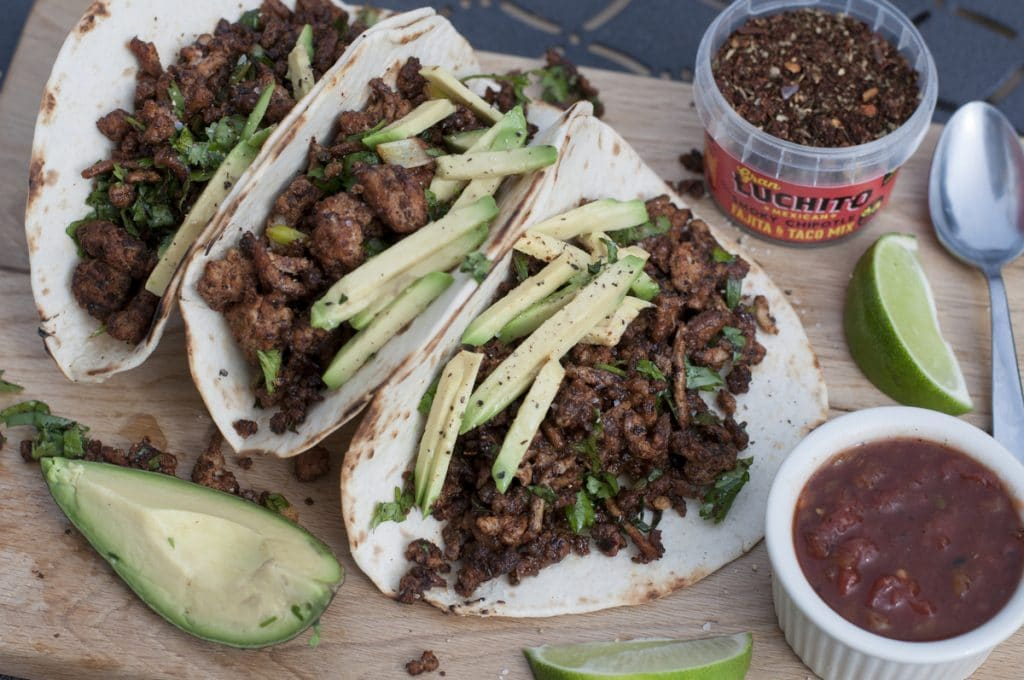Turkey Mince Tacos | Gran Luchito Authentic Mexican | Blog