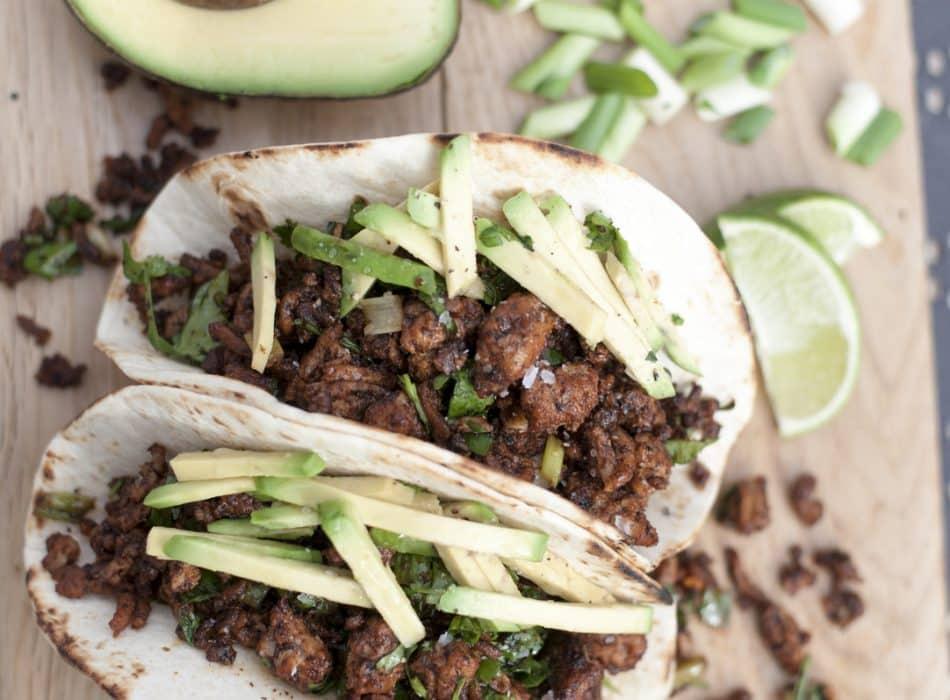 Turkey Mince Tacos