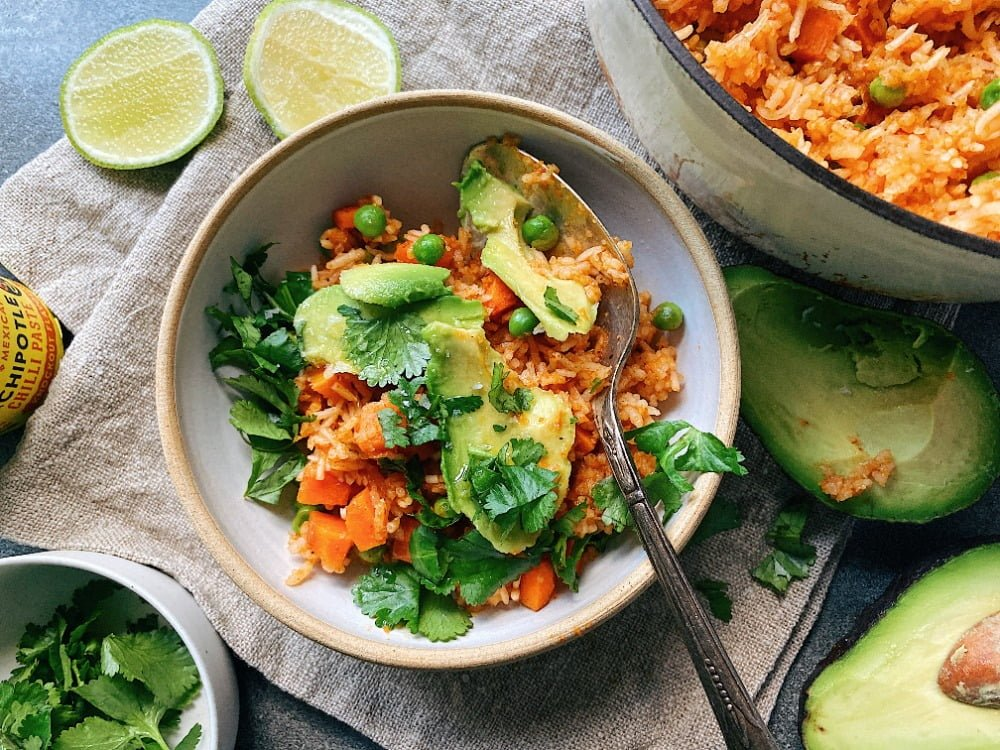 Mexican Chipotle Rice