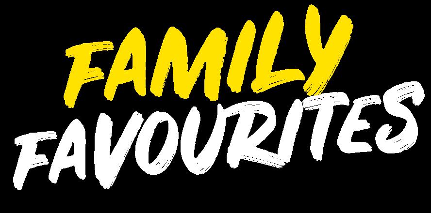 Family Favourites Recipes