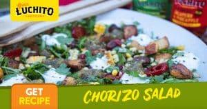 Chorizo Salad
