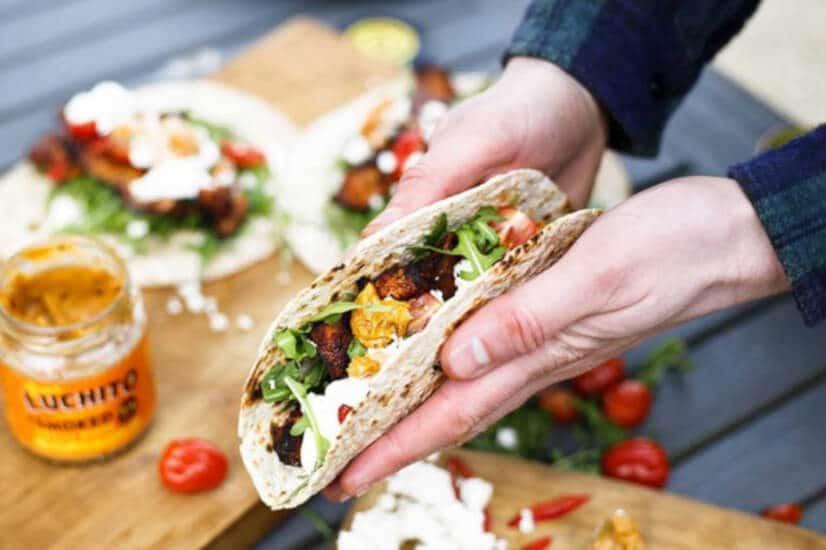 Make tacos