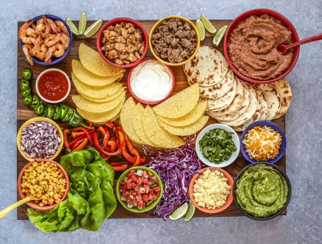 Taco board