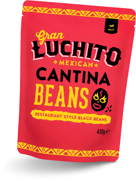 Cantina Beans Authentic Black Beans
