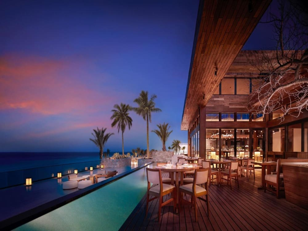 Nobu Cabo- Where to Eat in Cabo San Lucas