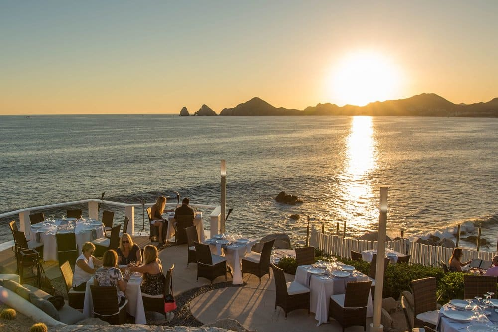 Sunset Monalisa- Where to Eat in Cabo San Lucas