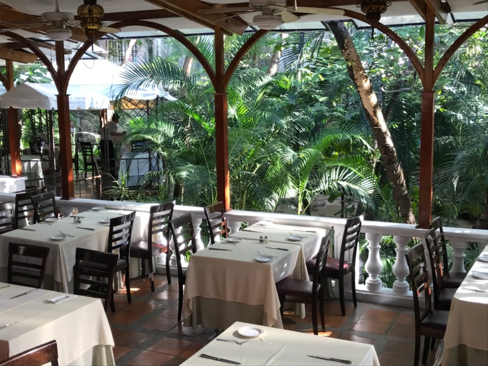 River Cafe- Where to Eat in Puerto Vallarta