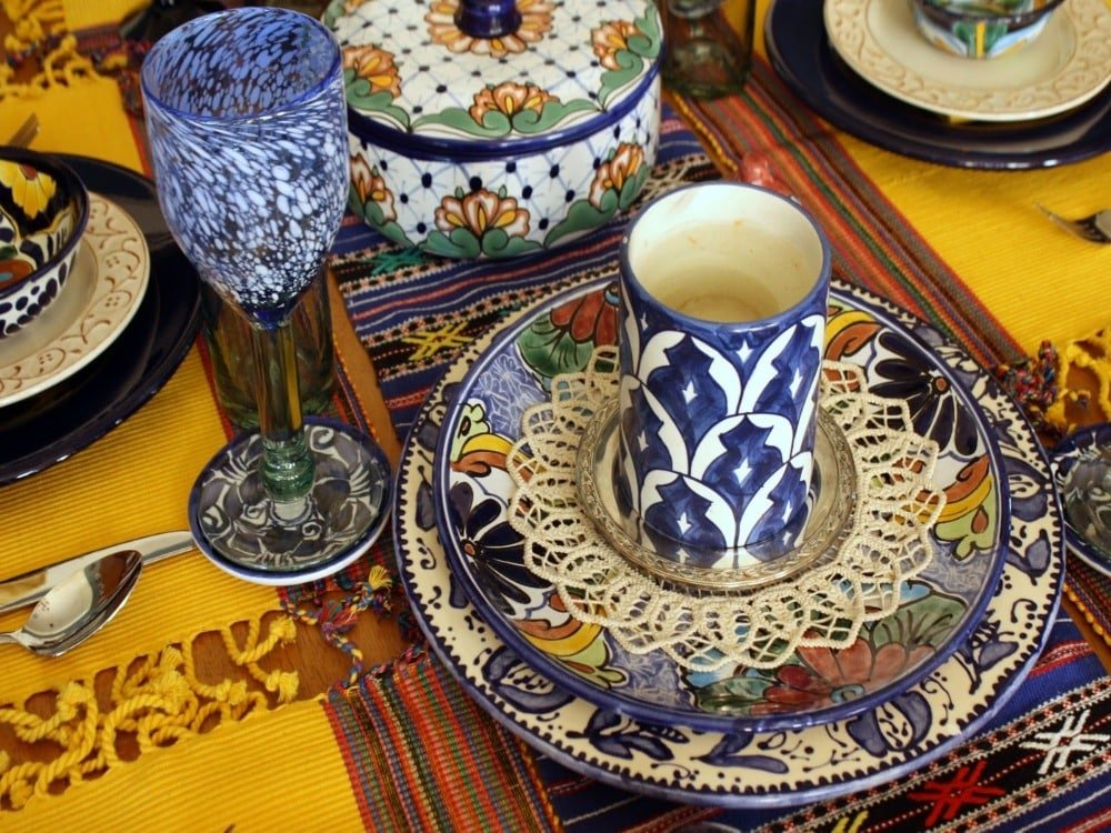 Mexican Tableware