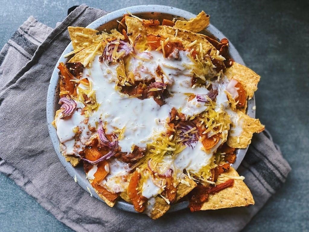 Vegan Nachos - How To Make Nachos