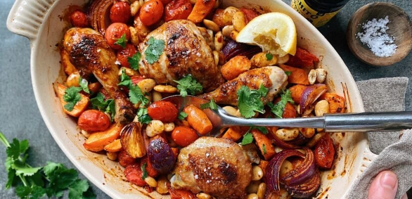 Chicken Traybake