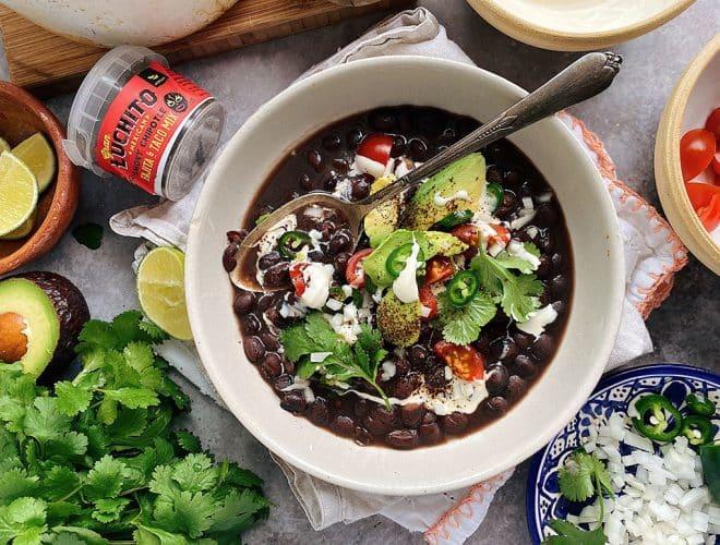 Mexican Black Beans