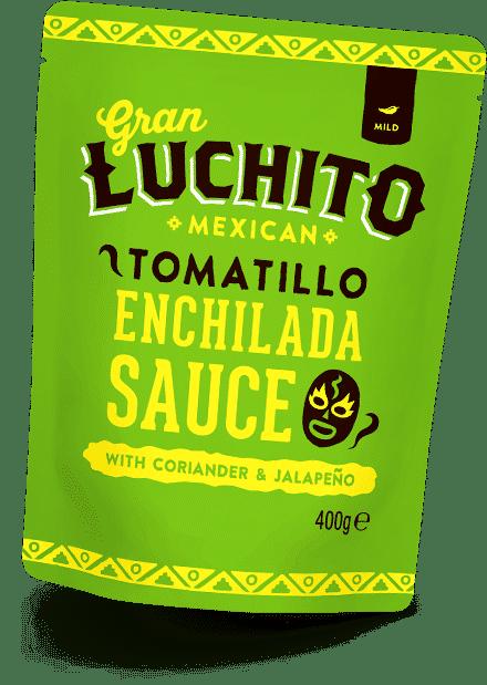 en Tomatillo Enchilada Sauce product
