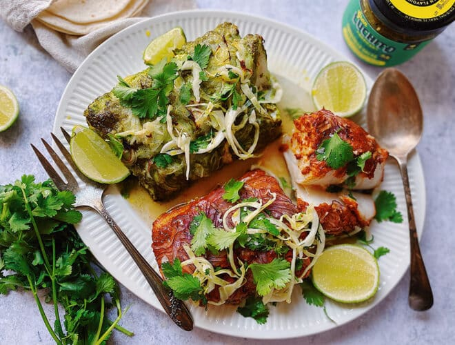 Whole Fish Mexican Style